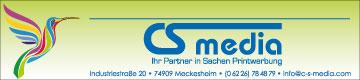 CS-Media, Werbeagentur, REGIOkult, Print, Drucksachen, Promotion, Meckesheim, Heidelberg